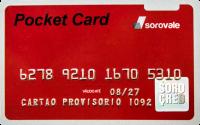 Pocket Card Sorocred - Campanha de Incentivo e Cartões de Crédito