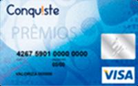Cartão Conquiste Prêmios - Campanha de Incentivo e Cartões de Crédito