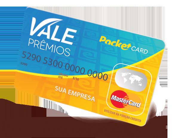 Pocket Card Vale Prêmios - Campanhas de incentivo e cartes de Crédito