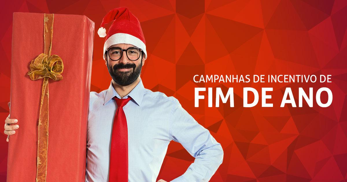Campanha de incentivo de fim de ano